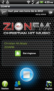 ZIONFM - screenshot thumbnail