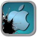 Broken iPhone icon