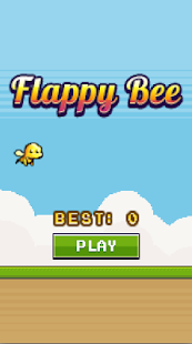 Flappy Bee - Endless Bird Run - screenshot thumbnail
