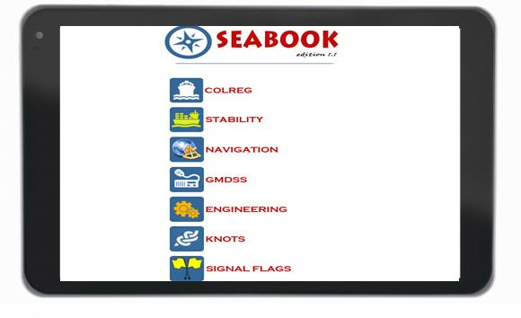 Screenshots of Seabook for iPhone