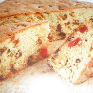 Light Fruit Cake.