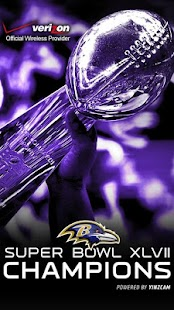 Baltimore Ravens Mobile - screenshot thumbnail