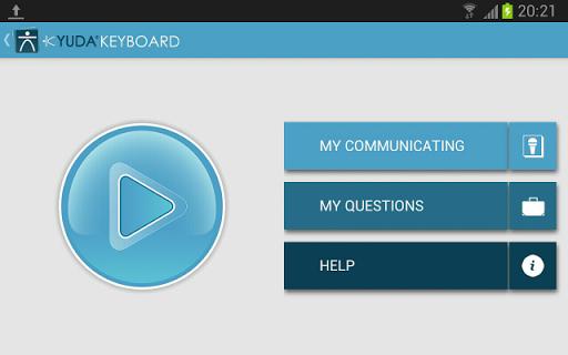 玩教育App|Kyuda Keyboard Free免費|APP試玩