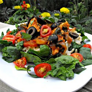 Easy Tomato Chicken Marsala