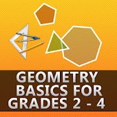 Geometry Flashcards Grades 2-4