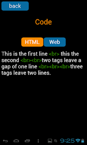 HTML Aide screenshot 14