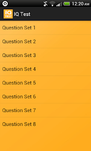 IQ Test - What's my IQ? - screenshot thumbnail