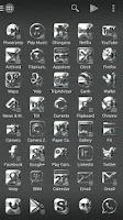Screenshot of Krome Multi Lancher Icon Pack