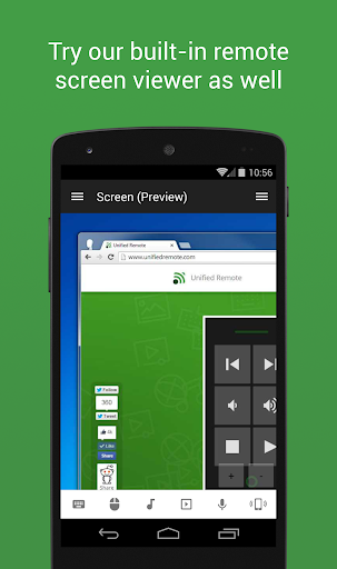 Unified Remote 3.10.3 screenshots 6