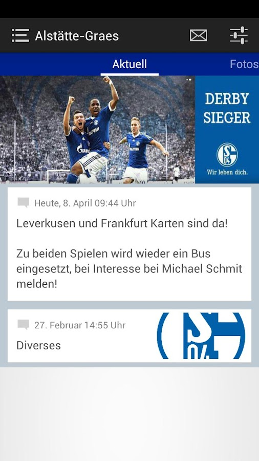 S04-Fanclub Alstätte-Graes - screenshot