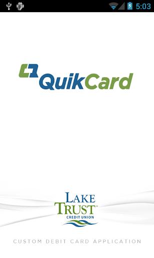 Lake Trust CU QuikCard