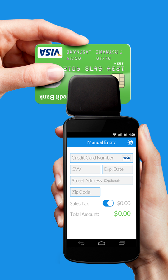 Credit card scanner android apps on google play credit card scanner screenshot reheart Images