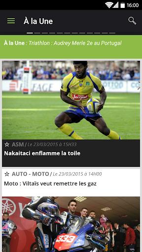 Sports-Auvergne