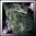 Asteroid Apophis LWP FREE icon