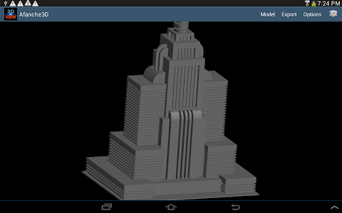 3D STL Viewer for Tablet | Android Productivity Apps