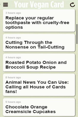 玩工具App|Your Vegan Card免費|APP試玩