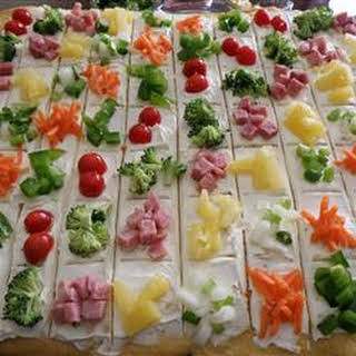 Vegetable Pizza II.