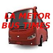 LA Metro Bus Tracker Pro