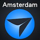 Amsterdam Schiphol Airport (AMS) Flight Tracker icon