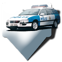 Police traps and Speed cams logo