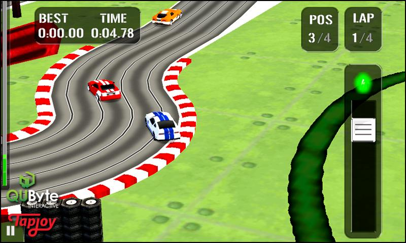 HTR High Tech Racing- screenshot