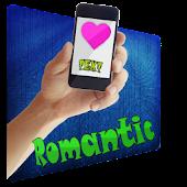 Romantic texting