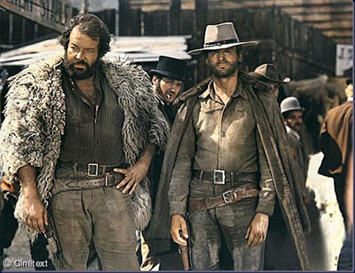 Bud Spencer,Terence Hill