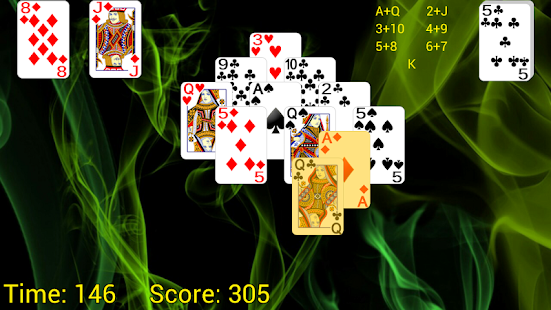 Pyramid Solitaire - screenshot thumbnail