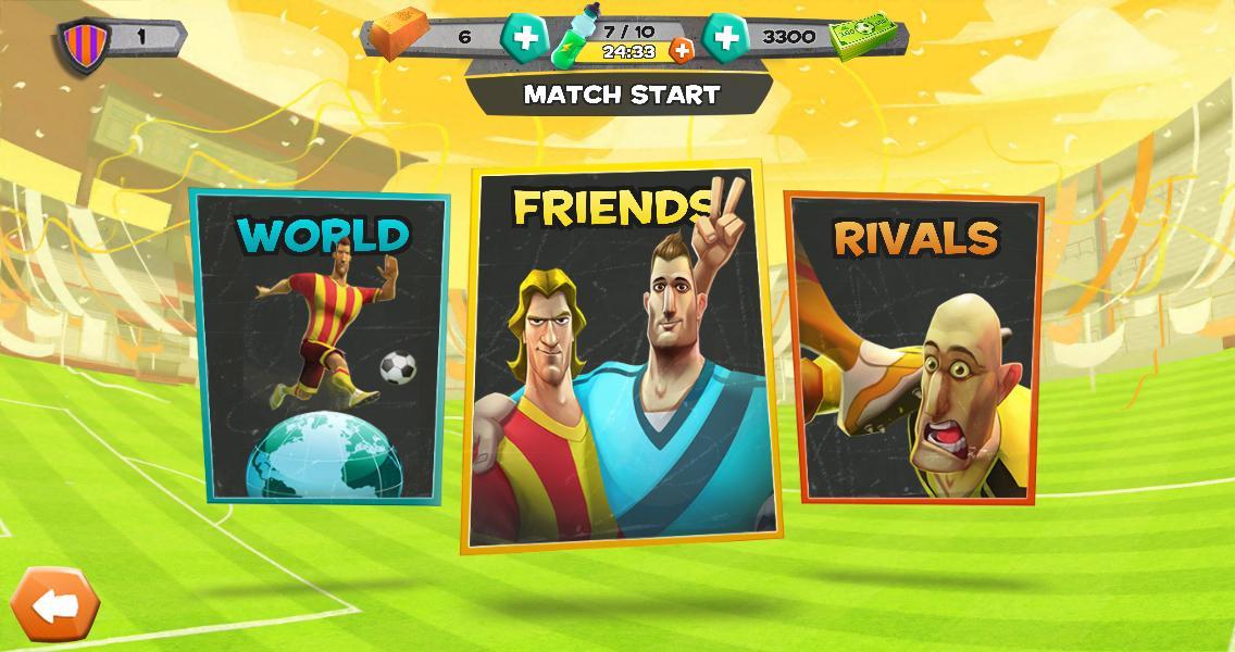 Disney Bola Soccer screenshot #9