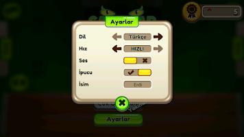 Screenshot of Canavar Okey