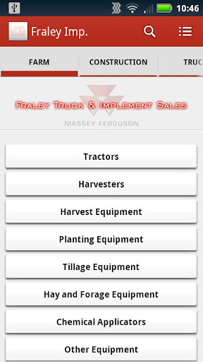 Fraley Implement Sales