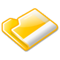 Android File Manager logo