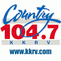 Country 104.7 logo