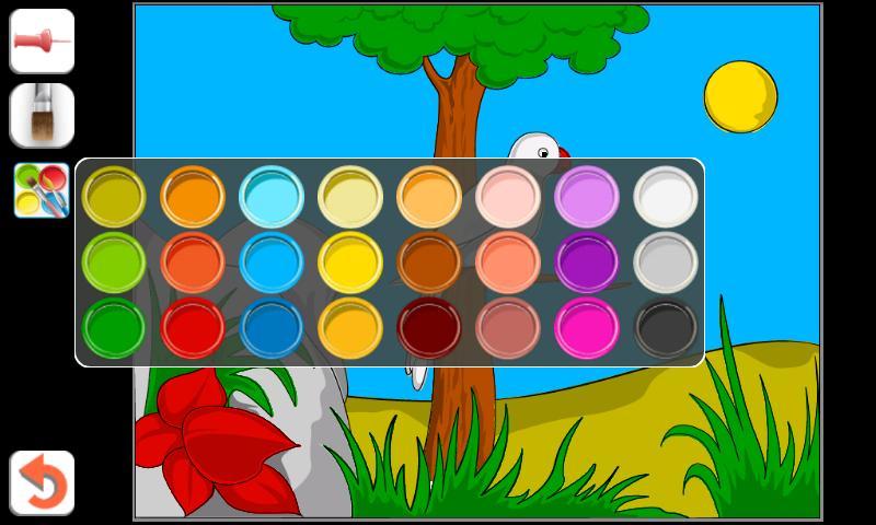 Kids Paint Color Lite