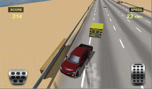 交通模擬器賽車