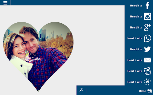 Heart your Selfie ♥ - screenshot thumbnail