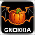 GOSMSTHEME Pumpkin Halloween icon