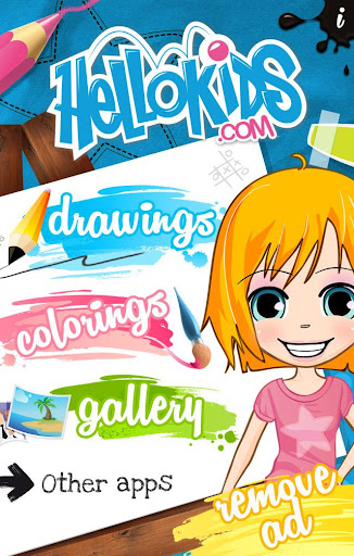 Color and Draw - Hellokids