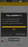 Screenshot of dodol File Explorer