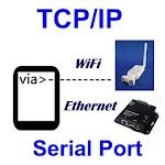 TCPIP socket Terminal