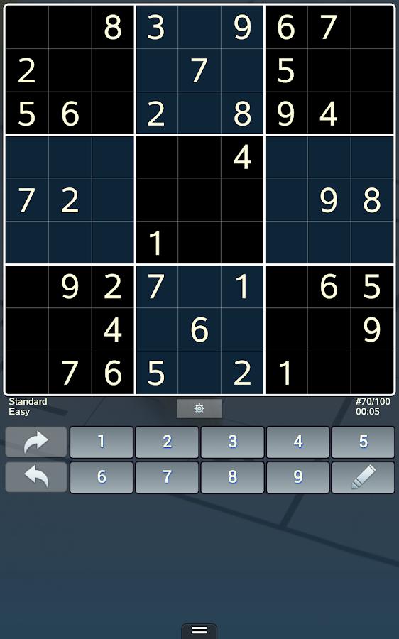 Sudoku Free - screenshot