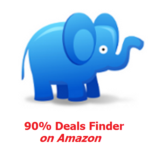 90% Amazon Deals LOGO-APP點子