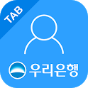 wooribank smartbanking for Tab icon