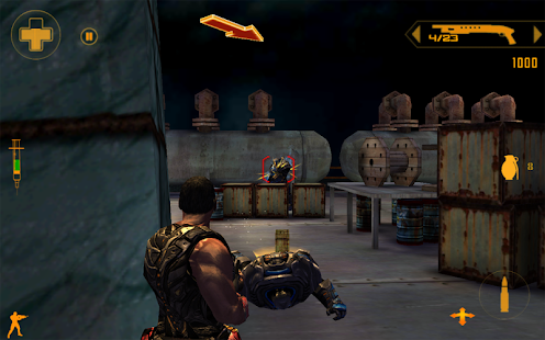 M.U.S.E. Screenshot