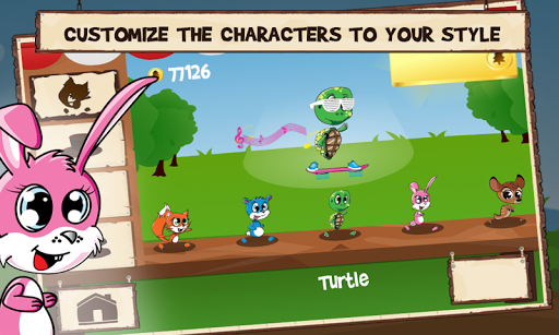 Fun Run - Multiplayer Race screenshot