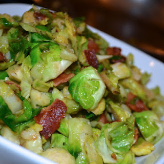 {Video} Brown Sugar Brussels Sprouts
