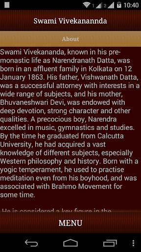 免費書籍App|Swami Vivekananda Quotes|阿達玩APP