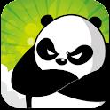 MeWantBamboo – Master Panda logo