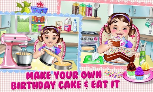 Baby Birthday Party Planner - screenshot thumbnail