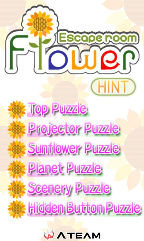Escape room of flower hints android apps on google play for Escape room tips and tricks